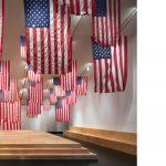 Mel Ziegler: Flag Exchange @ Walter and McBean Galleries, SFAI